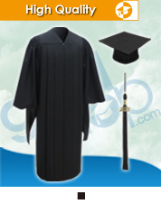 Master Degree Cap & Gown